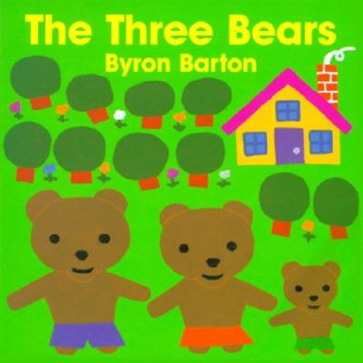 Three Bears By Barton, Byron